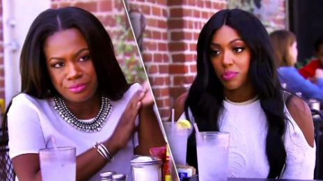 Explosive! Kandi & Porsha Clash In Most Volcanic 'Real Housewives' Scene Yet