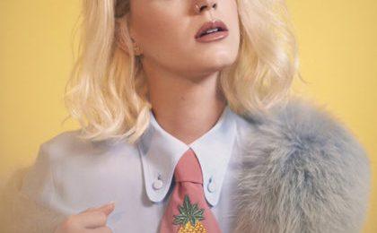 Katy Perry To Headline BBC Radio 1 Festival