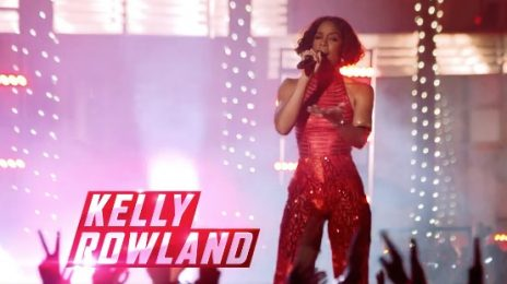Kelly Rowland Shines With Performance On 'The Voice'