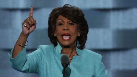 "Maxine Waters Responds To Bill O'Reilly Dig: ""I Am A Strong Black Woman"""