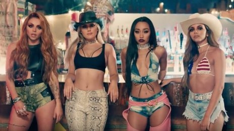 New Video: Little Mix - 'No More Sad Songs (ft. Machine Gun Kelly)'