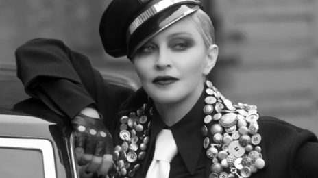 Watch:  Madonna Releases Short Film In Honor of International Women's Day