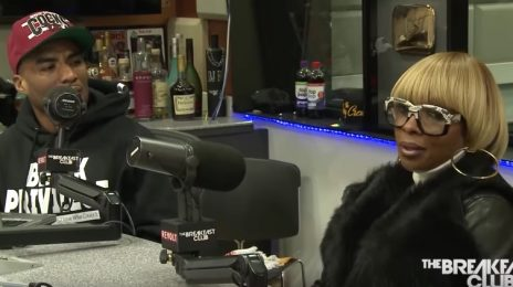 Mary J. Blige Dishes Devastating Details On Divorce On 'The Breakfast Club'