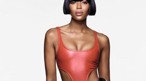 Naomi Campbell Slays In Madame Figaro Magazine