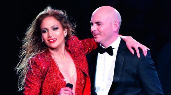 Pitbull And Jennifer Lopez Dance Again