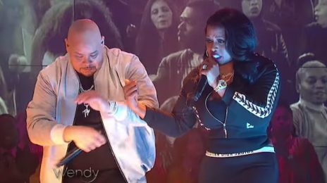 Watch: Remy Ma, Fat Joe, & Sevyn Streeter Perform Medley On 'Wendy'