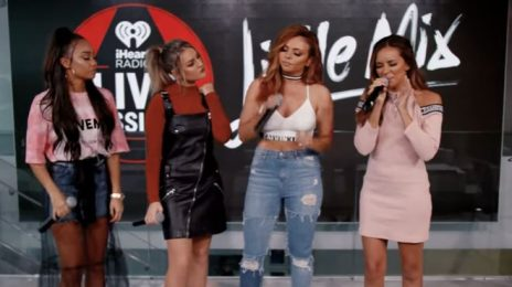 Watch:  Little Mix Covers Rihanna's 'Love on the Brain'