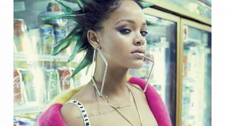 Slay! Rihanna Rebels In Paper Magazine [Full Shoot]