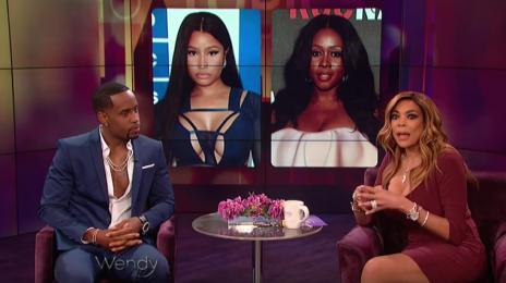 Watch: Safaree Weighs-In On Nicki Minaj - Remy Ma Feud On 'Wendy'