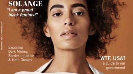 Solange Stuns In BUST Magazine [Full Shoot]