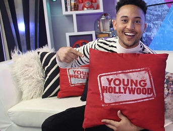 Hot Shots: Tahj Mowry Rocks The 'Young Hollywood Studio'