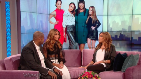Watch: Tamar Braxton Visits 'Wendy' / Talks 'The Real,' Marriage Rumors, & More
