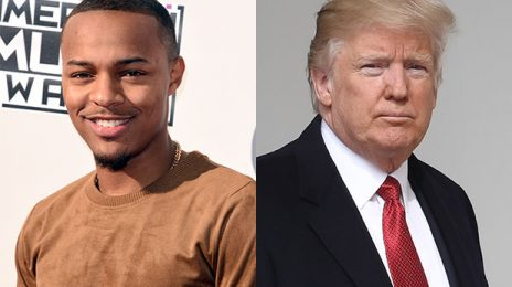 Black Twitter Blasts Bow Wow For 'Bizarre' Tweet Against Melania Trump