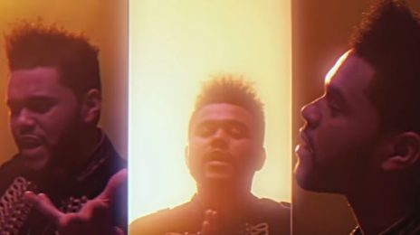 New Video:  The Weeknd Ft. Daft Punk - 'I Feel It Coming'