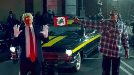 #BoycottSnoppDog Trending In Response To Rapper's Controversial Anti-Trump Music Video