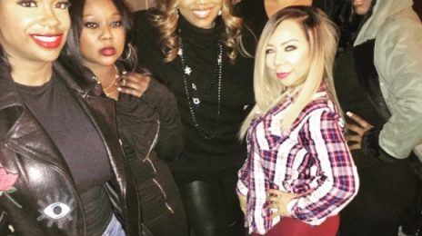 Xscape Pose For First Picture In 18 Years / Mona Scott Young Reality Show On The Way?