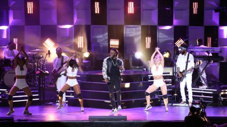 Did You Miss It?  Jason Derulo & Ty Dolla $ign Shine With 'Swalla' On 'Fallon'
