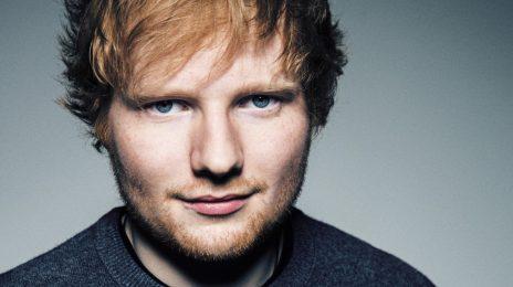 Chart Check [Hot 100]:  Ed Sheeran's 'Shape' Stays At #1 For 11th Week