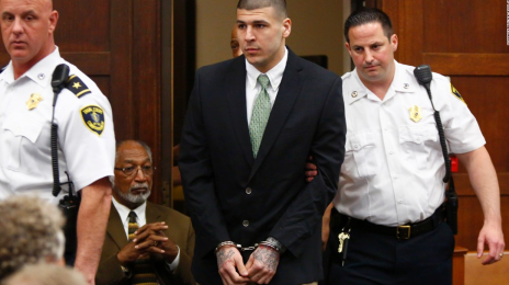 "Aaron Hernandez' ""Gay Lover"" Steps Forward?"