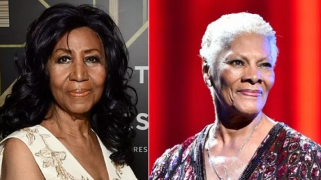Aretha Franklin & Dionne Warwick Clash At Concert