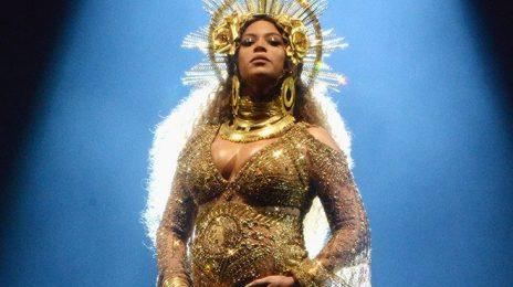 Beyonce In Labor?