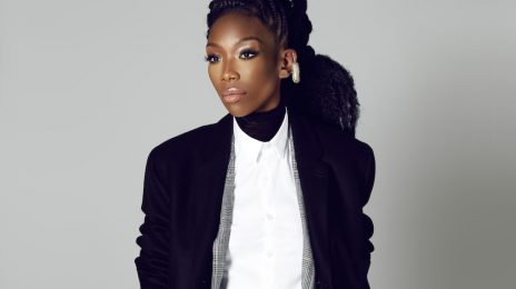 Brandy Teases New Song 'Meant To Be'