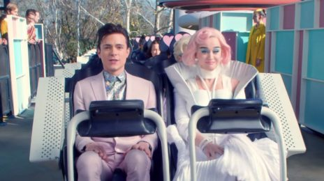 Behind the Scenes:  Katy Perry's 'Chained to the Rhythm' Video