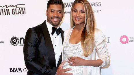 Report:  Ciara Gives Birth To Baby Girl / Reveals Name
