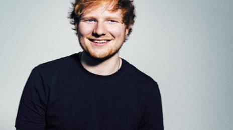 Chart Check [Hot 100]:  Ed Sheeran's 'Shape' Scores 10th Week At #1