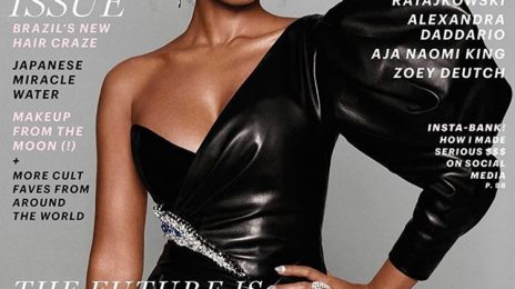 Behind the Scenes:  Janelle Monae Turns Heads With 'Marie Claire' [Video]