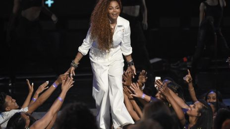 "Report: Janet Jackson ""Open"" To Joining Justin Timberlake At Super Bowl - If Asked"