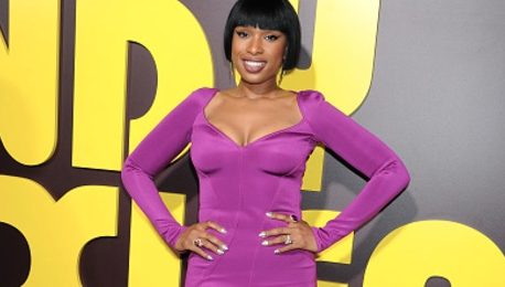 Hot Shots: Jennifer Hudson Glows At Netflix's 'Sandy Wexler' Premiere