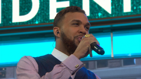 Did You Miss It?  Jidenna Brings 'Bambi' & More To 'GMA'