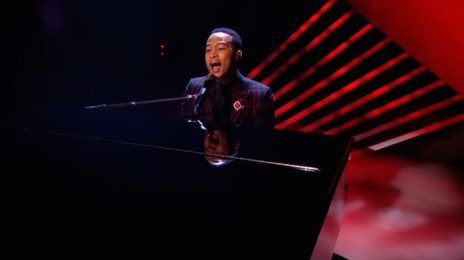 John Legend Joins 'The Voice'