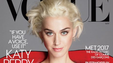 Katy Perry Covers Vogue [Full Shoot]