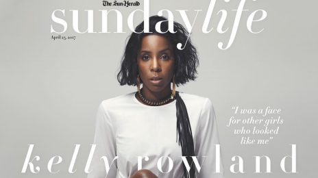 Kelly Rowland Stuns For 'Sunday Life'