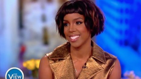 Kelly Rowland Talks Motherhood, Marriage, & (The Wait) For New Music On 'The View'