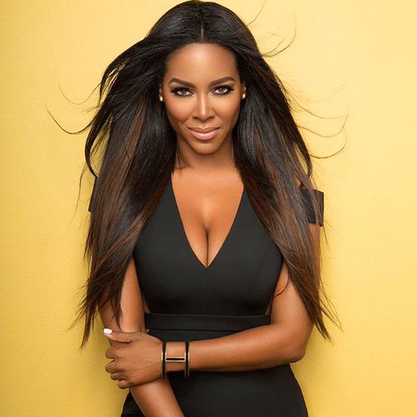 Report: Kenya Moore Officially NOT Returning To 'Real Housewives Of Atlanta' - That Grape Juice