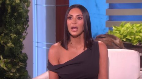 Kim Kardashian Breaks Down In Tears On 'Ellen' Over Paris Burglary