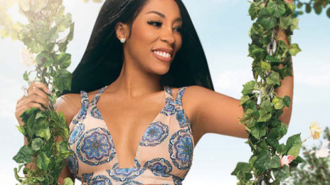 K. Michelle Previews New Chris Brown Collaboration