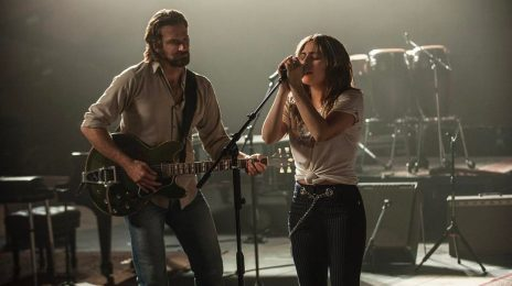 Lady Gaga's 'A Star Is Born' Showered With Praise After Trailer Reveal
