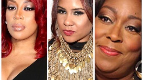 Weigh In:  Was K. Michelle Right To Pop Off on 'The Real's Loni Love?