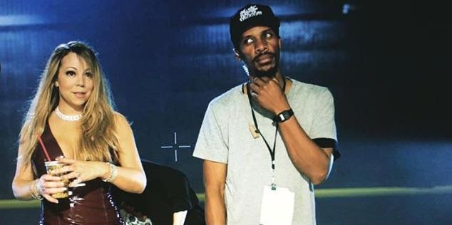 """Mariah Carey e Busta Rhymes gravam clipe com o mesmo diretor de  """"I Know What You Want"""""""