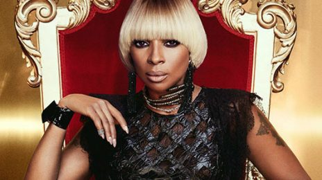 Album Stream: Mary J. Blige - 'Strength Of A Woman'