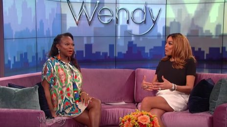 Pregnant Naturi Naughton Visits 'Wendy' / Shares Sneak Peek Of 'Power' Season 4