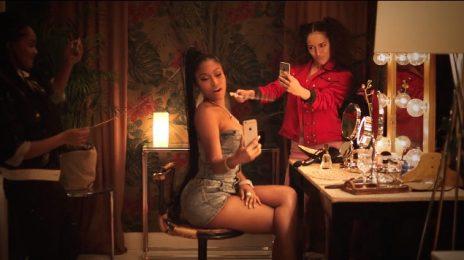 New Video: Major Lazer, Nicki Minaj, & PARTYNEXTDOOR - 'Run Up'