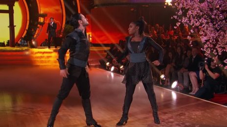 Fifth Harmony's Normani Kordei Nails Paso On 'Dancing With The Stars'