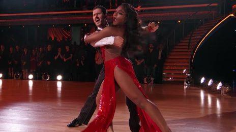 Normani Kordei Slays Week 3 Of 'Dancing With The Stars' / Earns Top Score