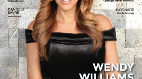 Hot Shots:  Wendy Williams Wows With 'Resident' Magazine Spread