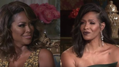 Petty: Kenya & Sheree Clash Over Houses At 'Real Housewives' Reunion [Preview]